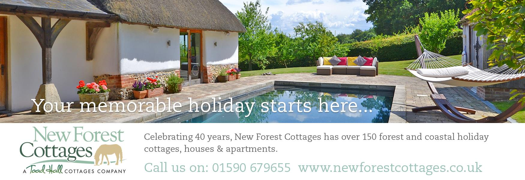 Best New Forest Cottages & Lodges | Self Catering Apartments