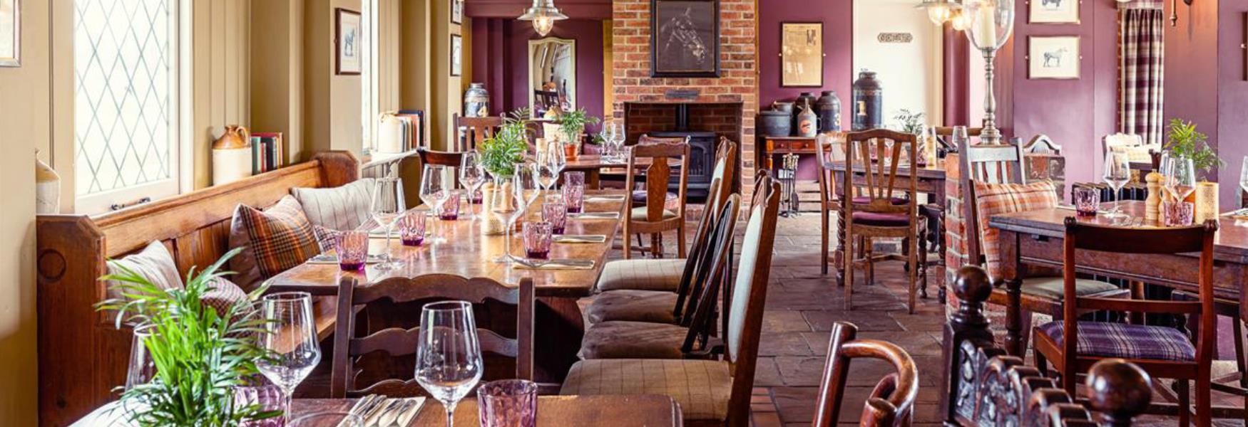 Best New Forest Pubs | Gastro Pubs & Bars - The New Forest