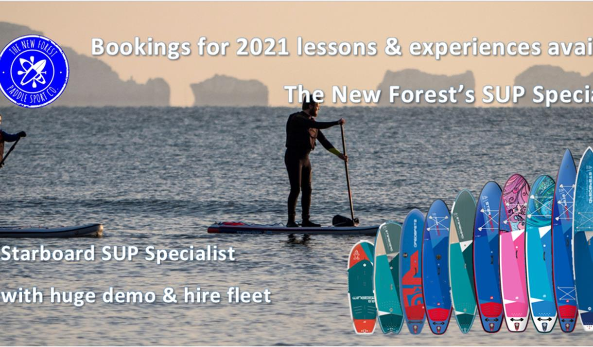 The New Forest Paddle Sport Company