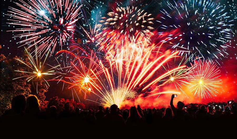 ringwood bonfire and fireworks display 2018 visit the new forest