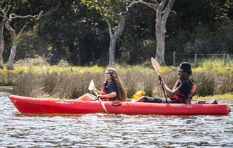 Kayak Hire with New Forest Activities