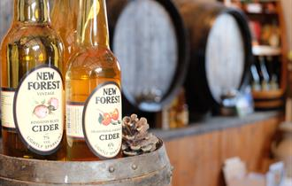 New Forest Cider Shop