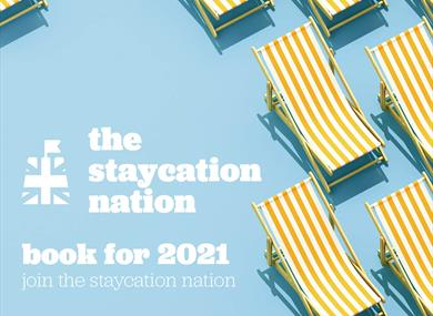 The Staycation Nation
