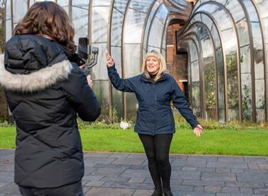 Virtual Tours & Tasting with Bombay Sapphire Distillery