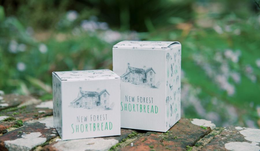 New Forest Shortbread - Online Shop