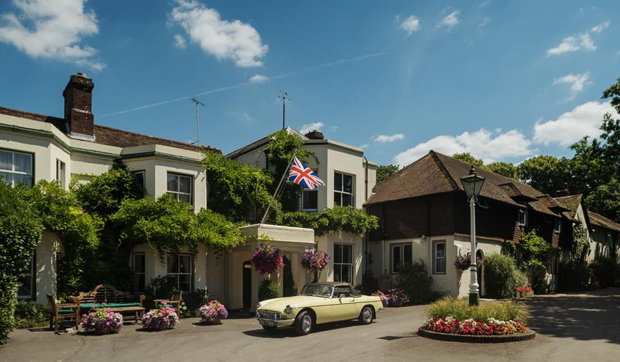 Passford House Hotel Lymington Visit The New Forest
