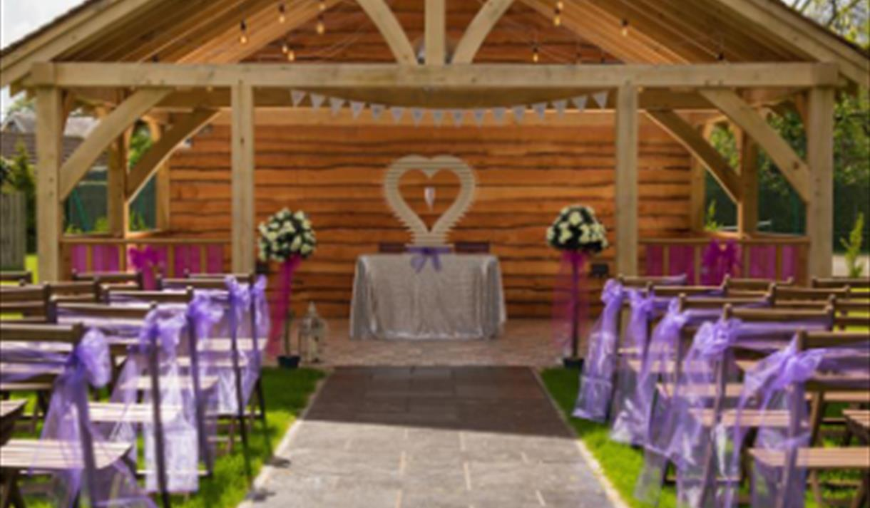 New Forest Wedding Showcase