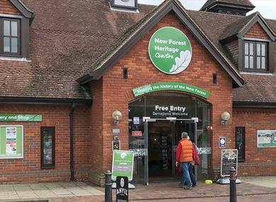 New Forest Heritage Centre
