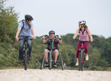 Accessible Cycling in The New Forest