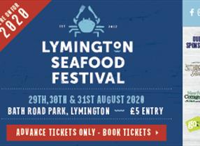 Thumbnail for Lymington Seafood Festival 2020