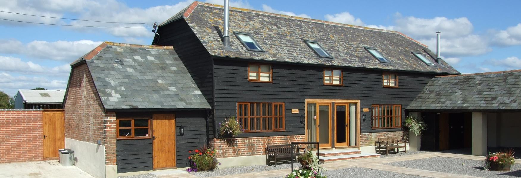 Farmhouse Barn Holiday Cottage Self Catering in the New Forest