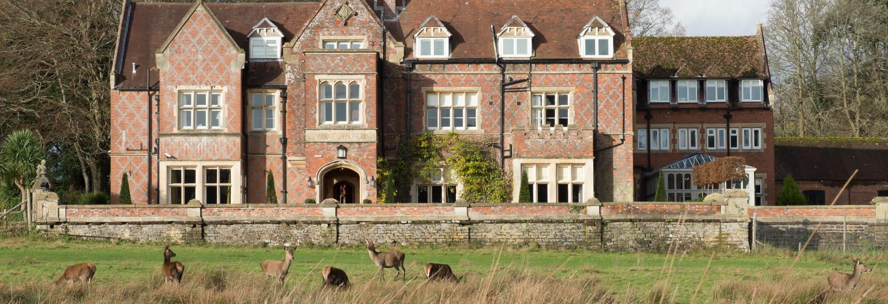 Country House Hotel in the New Forest and Hampshire