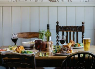 The New Forest has got Sunday lunch covered!