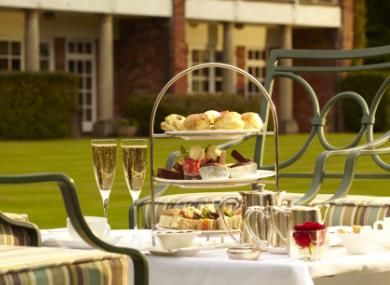 Top Ten places for afternoon tea in the New Forest