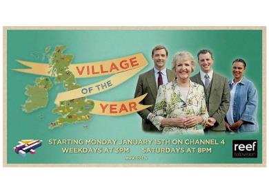 Burley battle it out to win Village of the Year Award on Channel 4