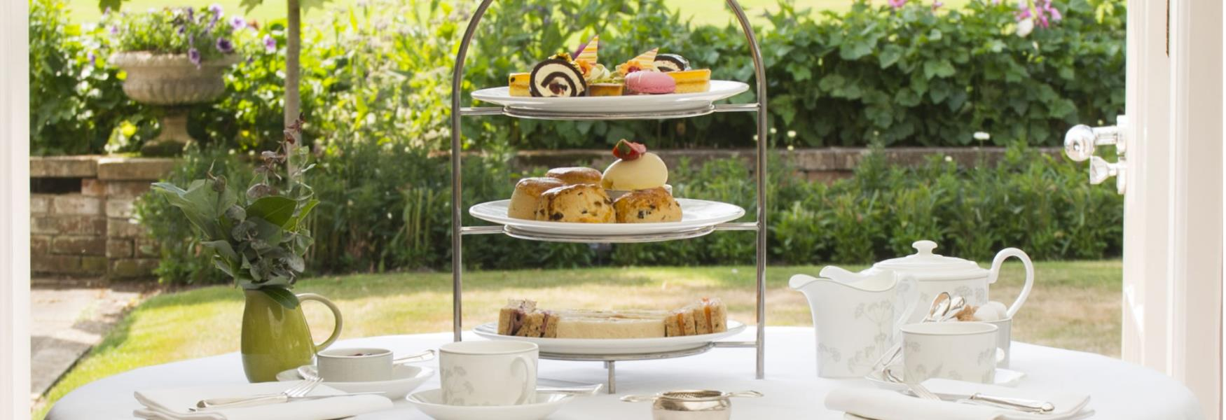 mothers day afternoon tea event in the new forest