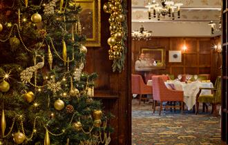 Christmas Parties at The Montagu Arms Hotel