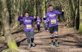 Stroke Association's Resolution Run, Ringwood
