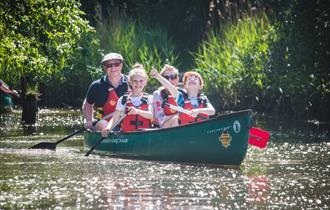 Evening Paddle to the Pub with New Forest Activities