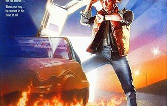 Drive In Movies - Back to the Future - New Forest Film Festival