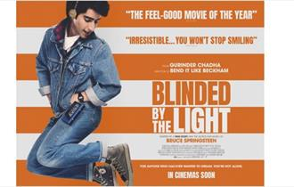 Hanger Farm Movies: Blinded by the light