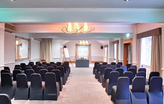 Balmer Lawn Hotel Conference Residential Venue