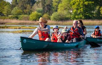 Papa's Paddle to the Pub with New Forest Activities