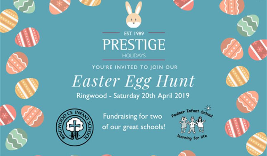 Ringwood Annual Easter Egg Hunt