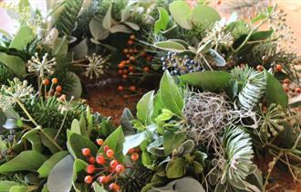 Wreath Workshop & Lunch