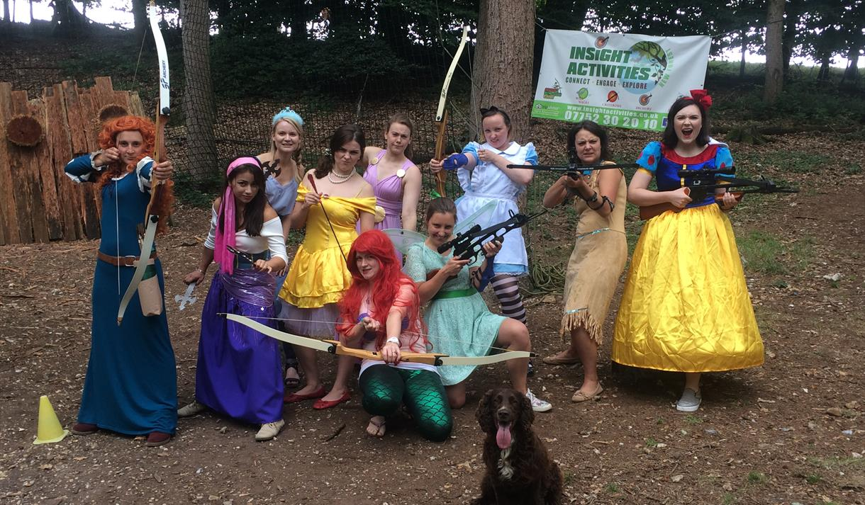 Stag and Hen Do Activities in the New Forest