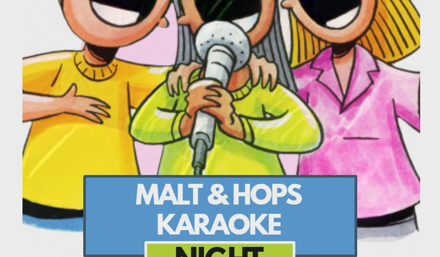 Karaoke Night at The malt
