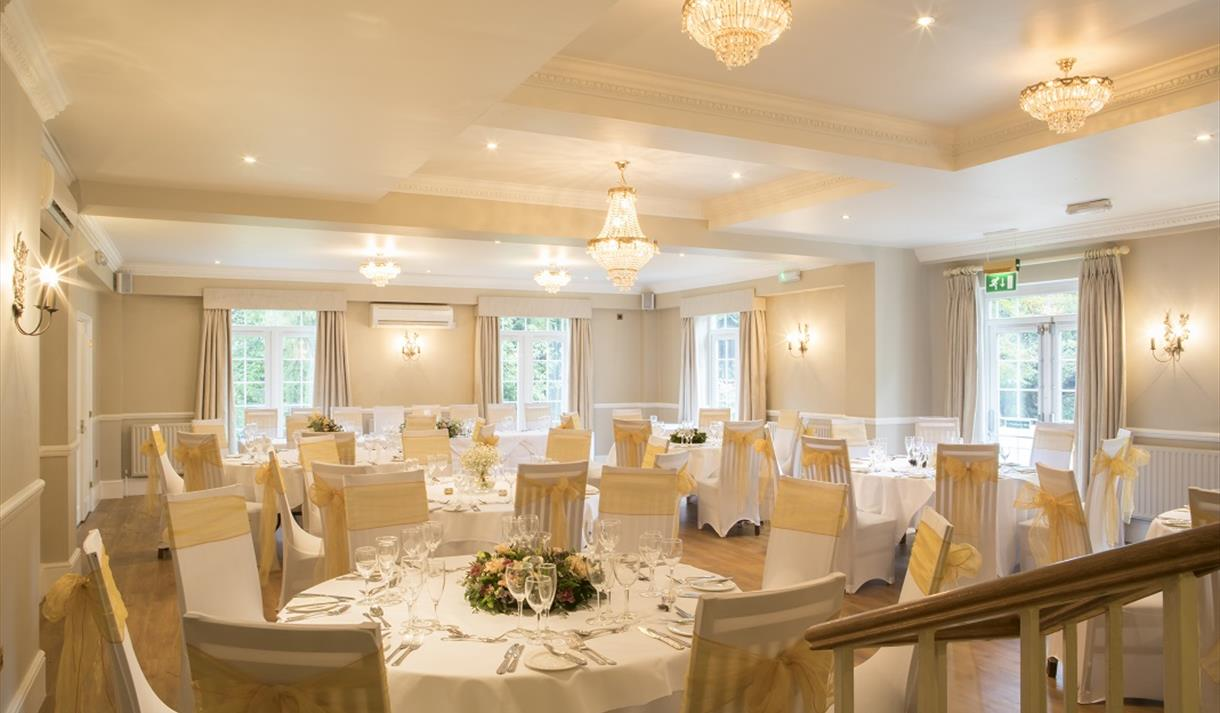 Moorhill House Hotel Wedding & Events Venue