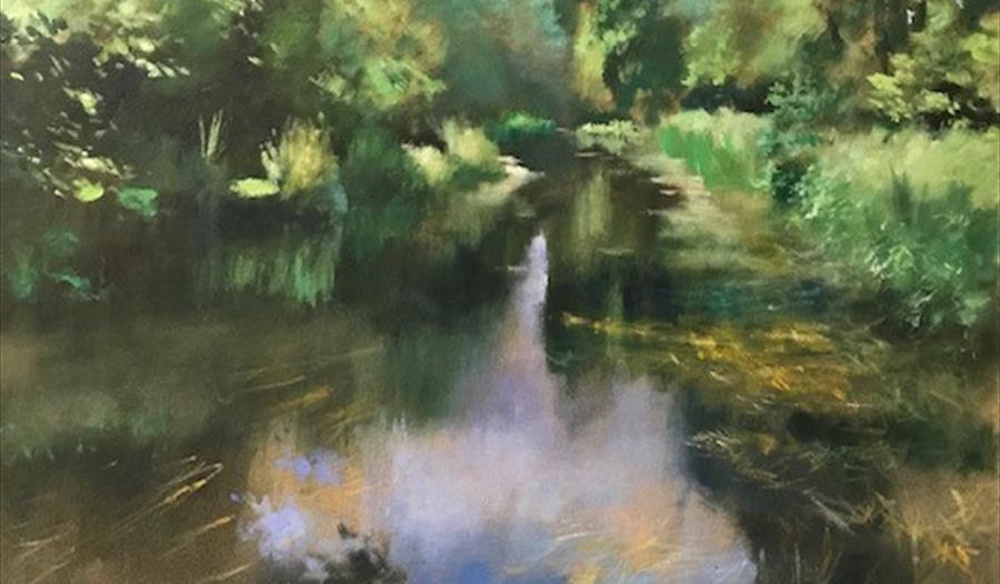 Exhibition:  Art of the New Forest and the South Downs