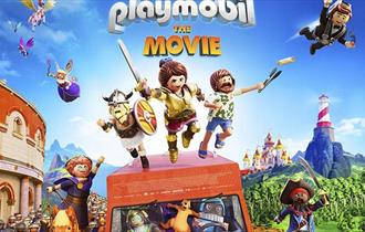 SATURDAY MORNING CINEMA - PLAYMOBIL: THE MOVIE