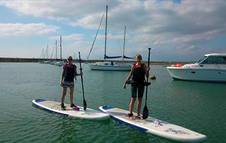October Half Term Paddle Boarding & Kayaking Tasters