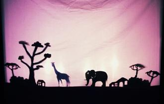 Half Term Shadow Puppetry Workshop