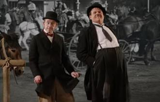 FILM: STAN AND OLLIE (PG)