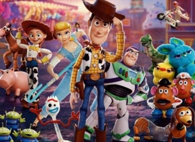 SATURDAY MORNING CINEMA: TOY STORY 4 (U)