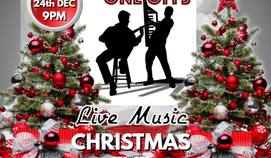 Xmas Eve Live Music at The Malt