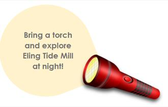 Tide Mill by Torchlight