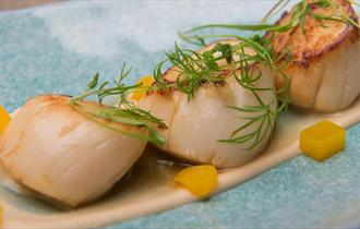 Seafood Tasting Menu - Part of New Forest Food and Drink Fortnight