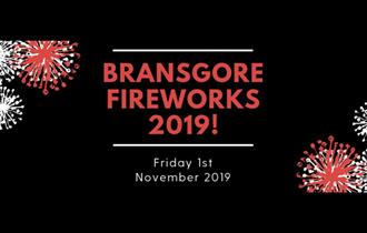 Bransgore's Bonfire and Fireworks Display 2019