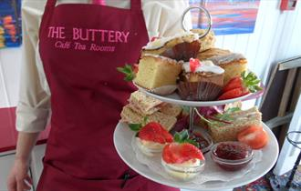 The Buttery Café Tearooms Lymington