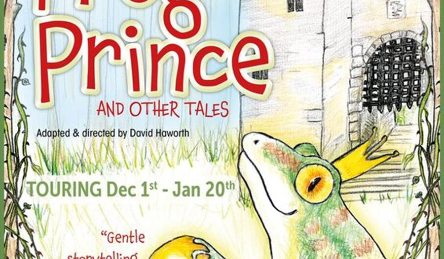 Bumblefly Theatre and Forest Forge present: THE FROG PRINCE