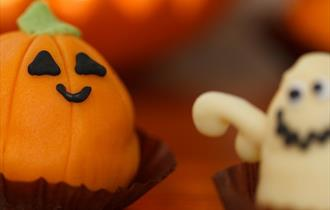 St Barbe Bake Off: Halloween Competition