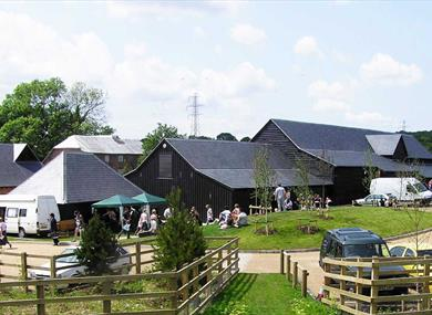 Hanger Farm Arts Centre