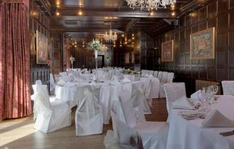 Bartley Lodge Hotel Wedding & Events Venue