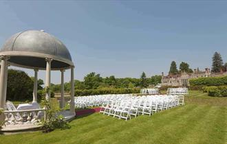 Rhinefield House Hotel Wedding Ceremony Venue