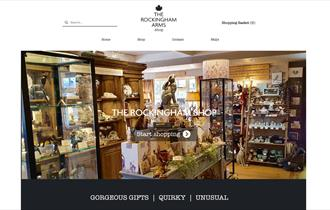 The Rockingham Arms - Online Shopping