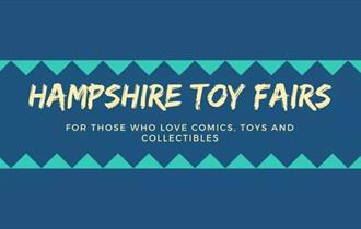 Totton Toy, Comic And Collectables Fayre